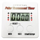 Elektronický Official Poker Tournament Timer